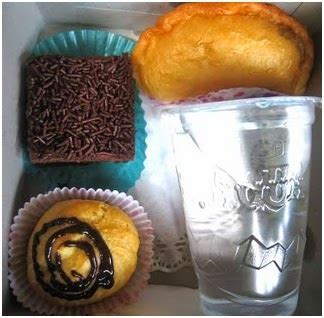 Kue Semprong Readystock catering murah padang kue kotak atau snack box murah