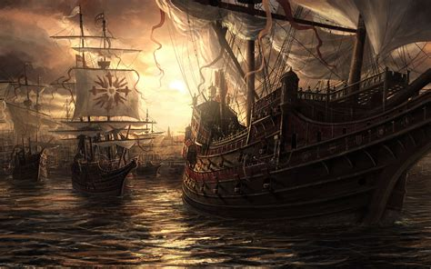 hd sailing ship wallpapers backgrounds images design trends premium psd vector downloads