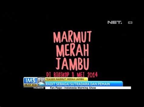 youtube film raditya dika marmut merah jambu ims trailer film marmut merah jambu raditya dika youtube