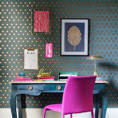 feature wall ideas   style statement  wallpaper paint tiles