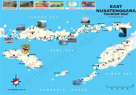 East Of Bali From Lombok To Timor east nusa tenggara map peta nusa tenggara timur east lesser sunda islands map