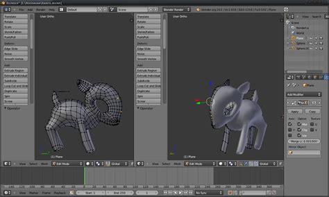 membuat gambar 3d di blender ruwet juga ya mau bikin animasi 3d