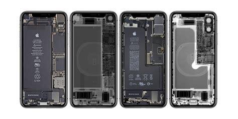 ifixit rilascia degli sfondi particolari  iphone xr