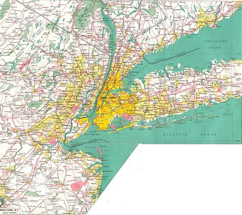 map of new york new york map detailed city and metro maps of new york