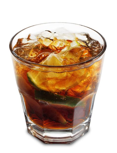 rum and coke the drink that takes more than 1 hour on the treadmill to burn off popsugar fitness