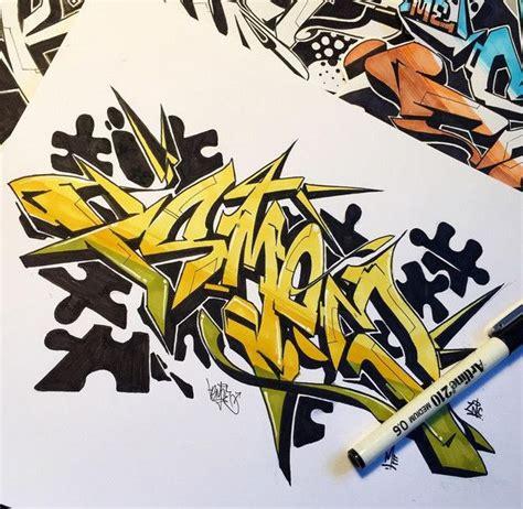 amazing sketches  wildstyle graffiti alphabet letter