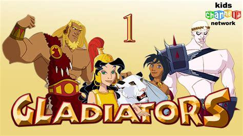 film gladiator cartoon gladiators children s cartoon series episode 1 youtube