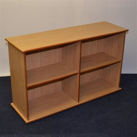pear effect 4 compartment bookcase