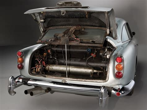 Bond Aston Martin Car by Coolest Bond Car Autoevolution