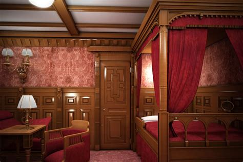 first class bedrooms on the titanic inside titanic 2 pictures of the fully functioning blue