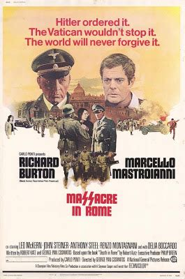 film perang roma massacre in rome 1973