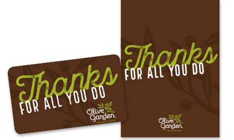at t thanks olive garden choose your card gift cards olive garden italian restaurant