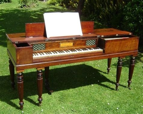 Square Piano square pianos brief history