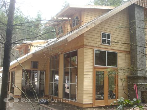 exterior siding alaskan yellow cedar