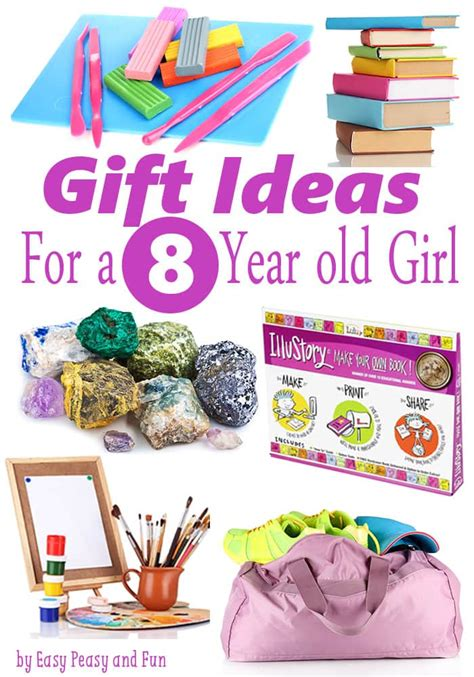 gifts for 8 year old girls birthdays and christmas