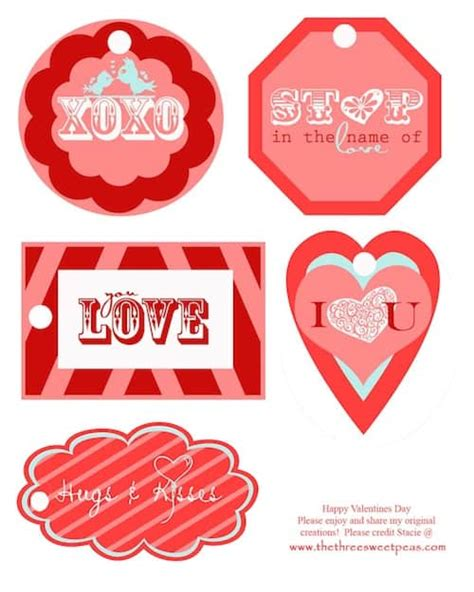 printable valentines tags 20 more free s day printables mod podge rocks