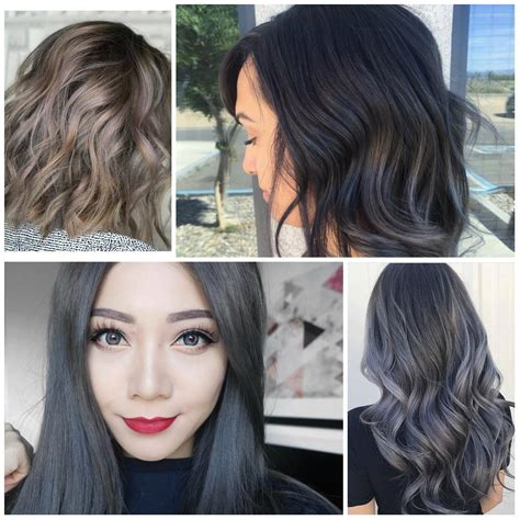 popular trending gray hair colors gray best hair color ideas trends in 2017 2018