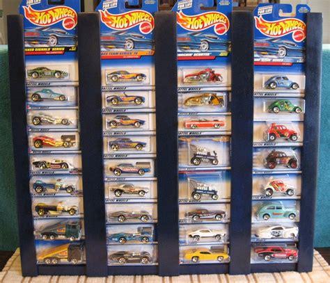 K2s0 Mainan Wars Creative Model Diy Figure four column carded cars wheels and display
