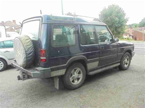 land rover discovery 2 5 tdi estate 1998 r reg car