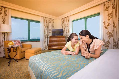 One Bedroom Terrace Suite Atlantis Atlantis The Palm Going Luxury