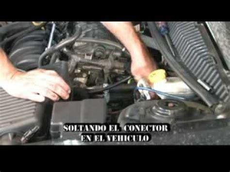 cadenas immobilizer wells chry cam sensor espanol youtube