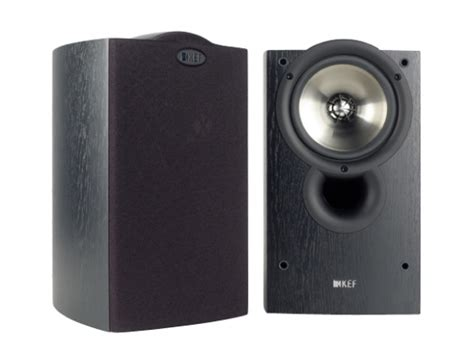 kef iq10 bookshelf speakers review and test