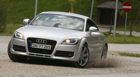 Audi Tt V6 Tuning by Audi Tt 3 2 V6 Quattro 2006 Review By Car Magazine