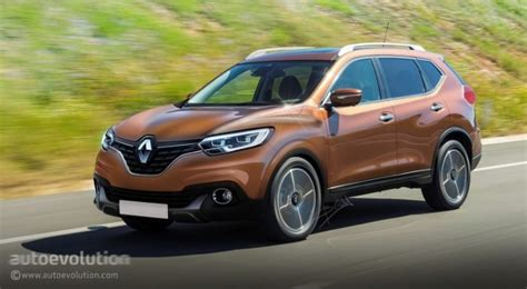 renault suv 2016 2017 renault koleos under development as 7 seater