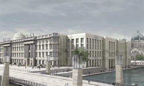 Berlian 0 55 Ct el nuevo palacio real de berl 237 n plataforma arquitectura