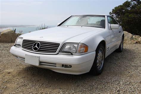 1998 mercedes sl500 1998 mercedes sl500 convertible 130397