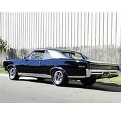 1967 PONTIAC GTO 2 DOOR COUPE  93661