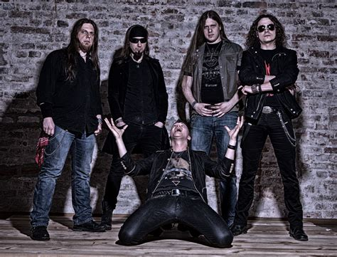heavy metal styles usa polish metallers exlibris play a progressive and melodic