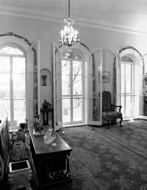 Florida Memory • Interior view showing living room in the