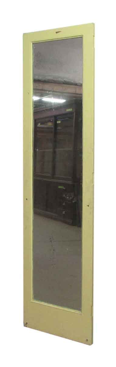 narrow closet doors narrow glass panel door olde things