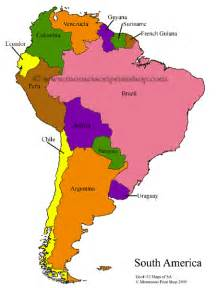 blank south america maps for labeling