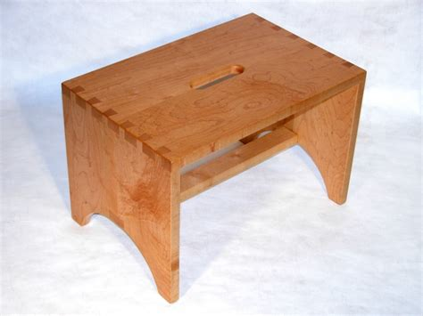 Shaker Stool by Shaker Shops West Benches Stands And Step Stools