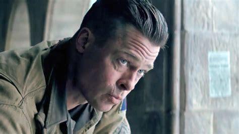 film drama brad pitt brad pitt s quot fury quot manages to avoid furor from critics