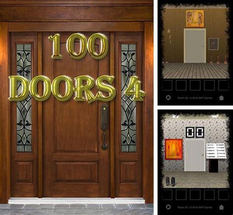 100 doors escape now 2 pour android 224 t 233 l 233 charger