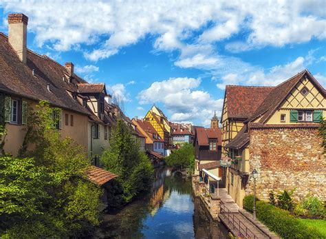 colmar france beauty and the beast this french town looks like it s straight out of quot beauty