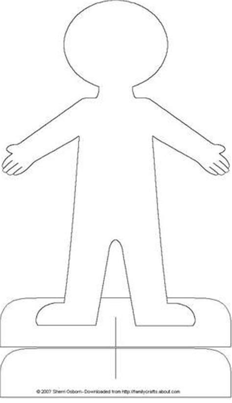 doll cut out template paper doll accessories will template and doll