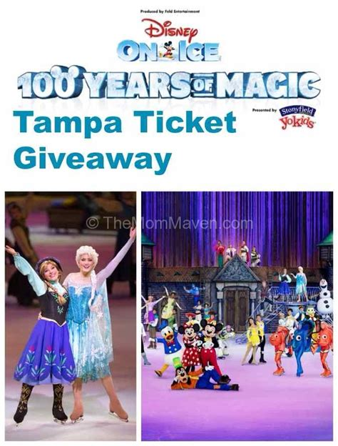 Disney On Ice Ticket Giveaway - disney on ice tickets ticketsmate tattoo design bild