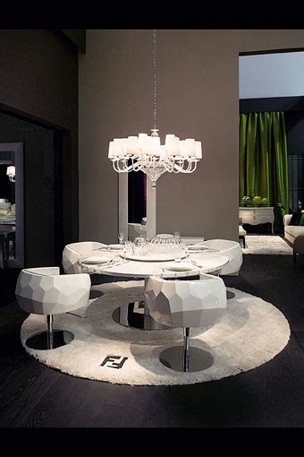fendi home decor contemporary dining room fendi casa contemporary