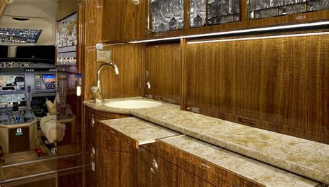 Sj Home Interiors Sj Lipkins Lightweight Marble And Granite Countertops And Flooring For Aircraft Interiors