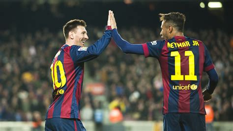 barcelona owner neymar rules out winning ballon d or 2015 it already has