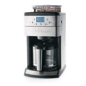 Grinder And Coffee Maker One Problem With Saeco Coffee Maker With Grinder Is The