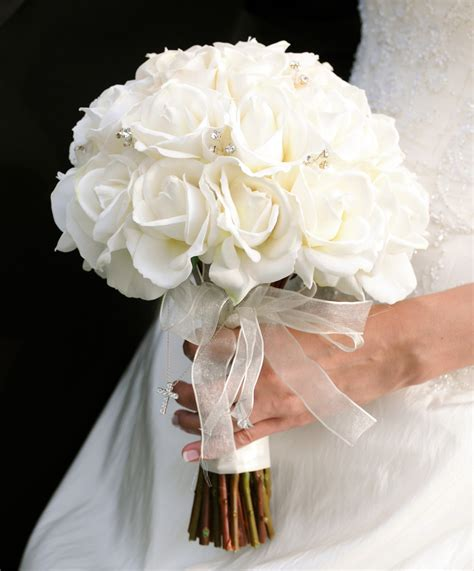 Bouquet Flower Arrangement For Wedding by Interesting Flowers For Wedding Bouquets On Wedding