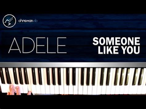 youtube tutorial piano someone like you c 243 mo tocar quot someone like you quot de adele en piano hd