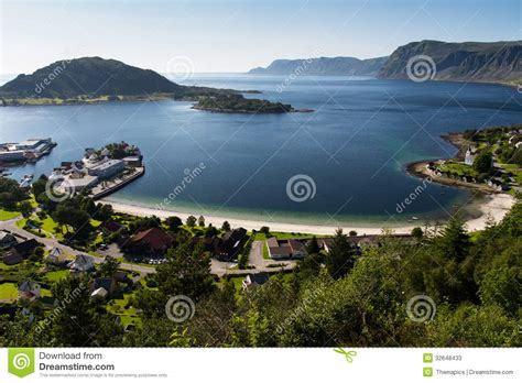 Beach House Plans Free selje at stad in norway stock photos image 32648433