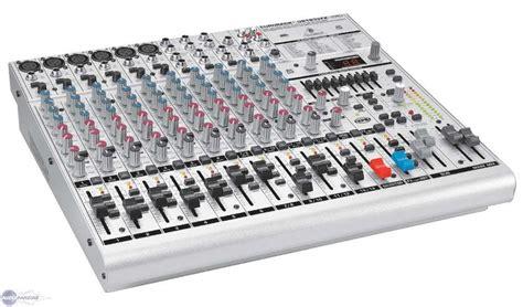 Mixer Behringer Ub1832fx Pro user reviews behringer eurorack ub1832fx pro audiofanzine