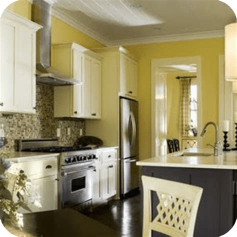 yellow and gray kitchen decorating with yellow and gray